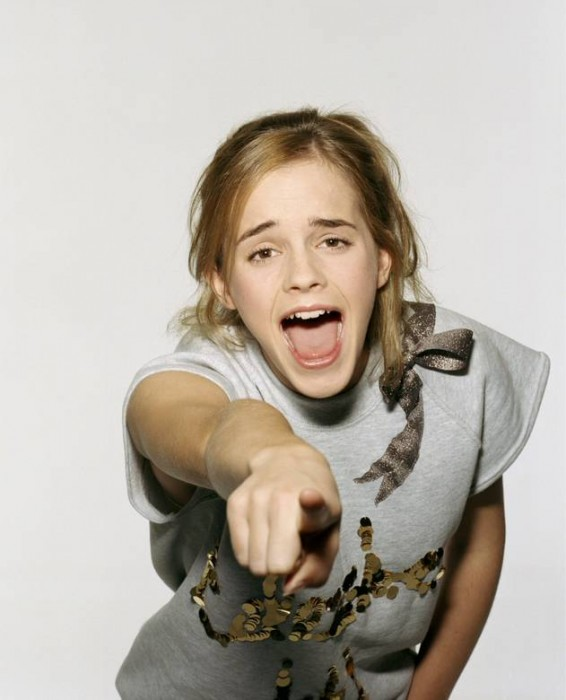 emma watson sees your for what you are
