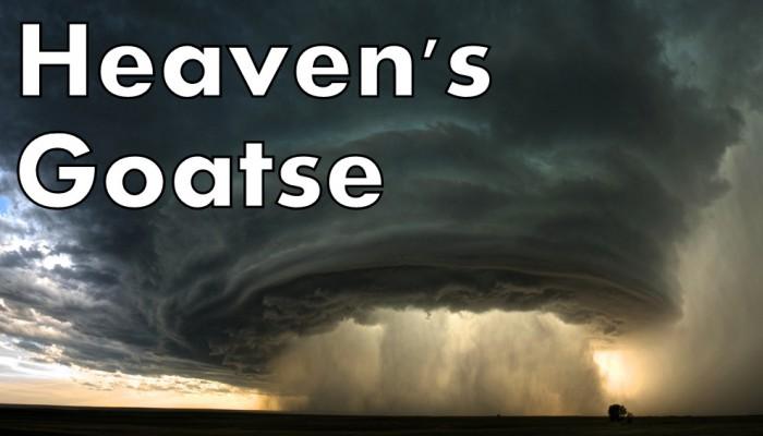 heaven's goatse