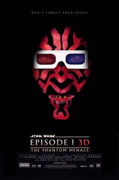 star wars 3d by lastexittonowhere