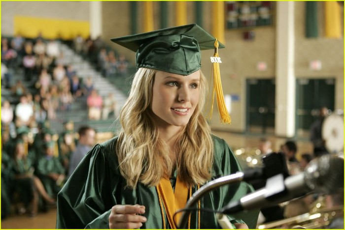 veronica mars - graduation