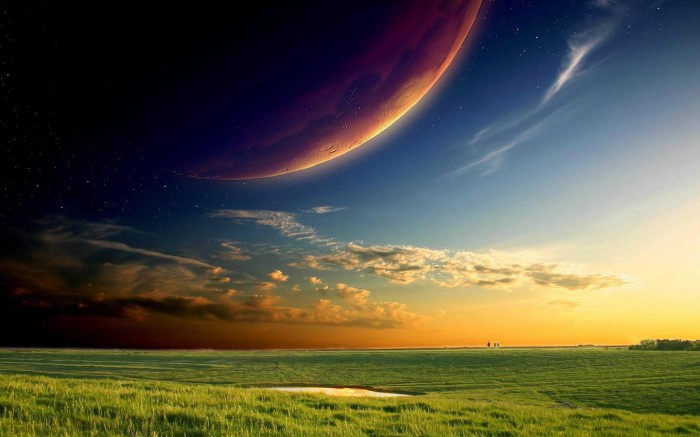 distant horizons 700x437 distant horizons Wallpaper Nature