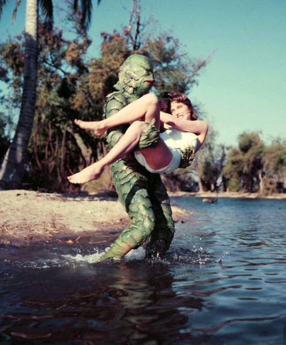 the creature from the lagoon