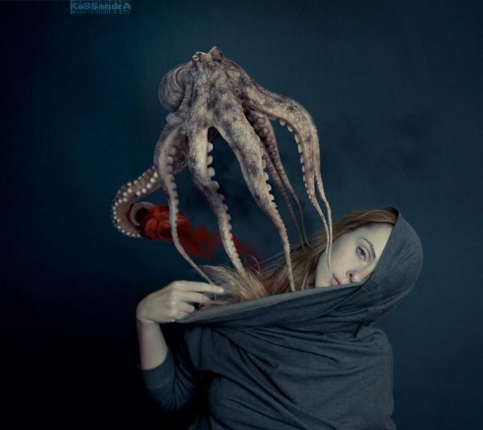 Neck Octopus