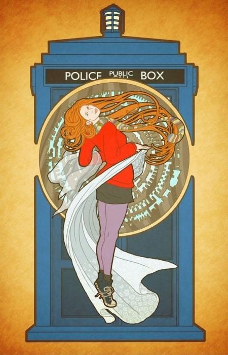 public police box
