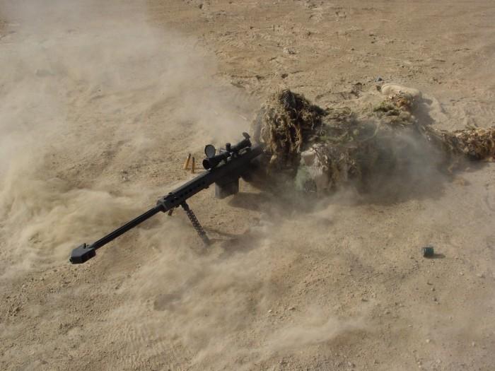 sandy sniper