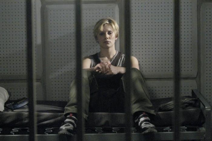 starbuck in jail
