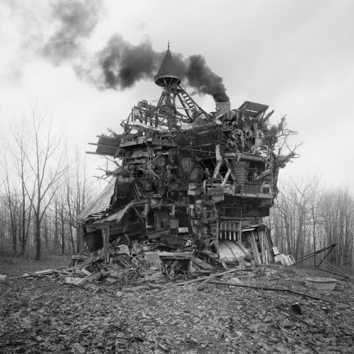 trashy smoke house