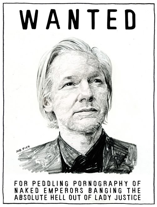 wanted for peddling pornography of naked emperors wanted   for peddling pornography of naked emperors