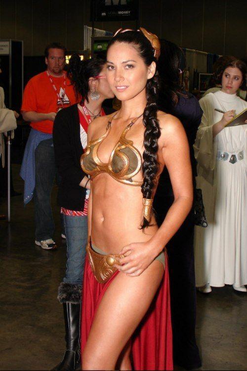 sexy princess leia cosplays 01 (2)