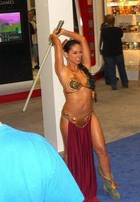 sexy princess leia cosplays 01 (33)