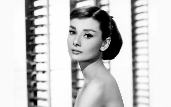 Audrey Hepburn looks young