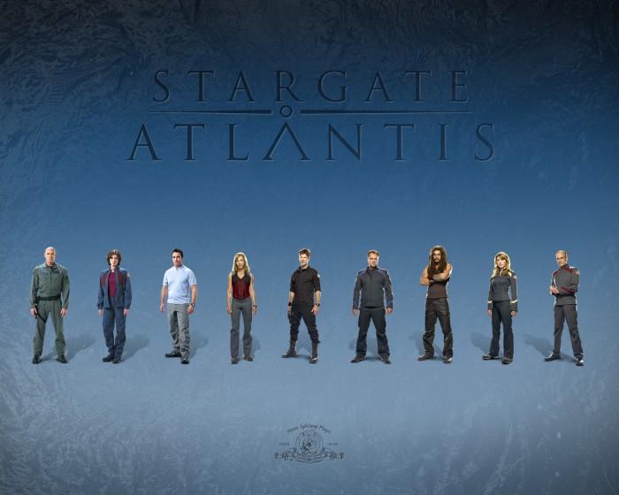 SG-A Cast