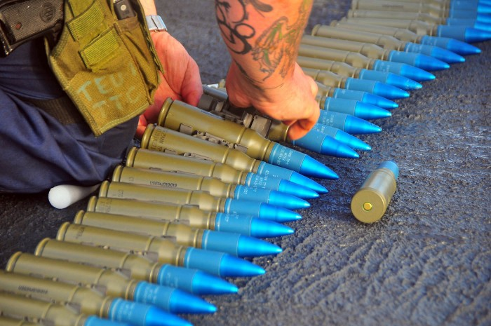 blue bullets 700x465 blue bullets wtf Weapons