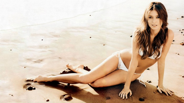 summer glau swimsuit 700x393 summer glau swimsuit