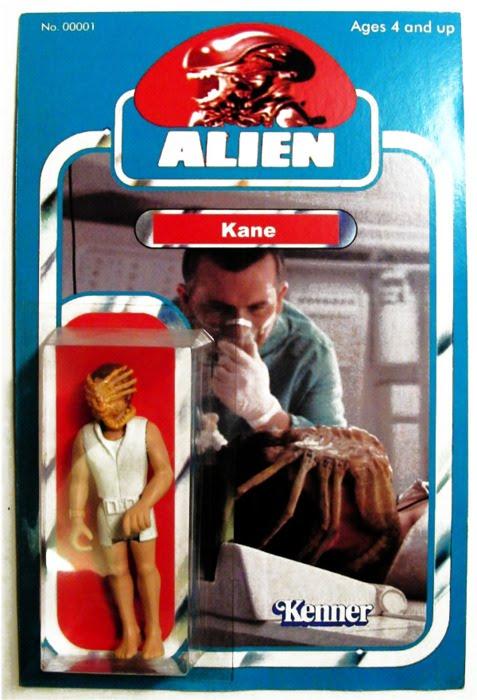 alien toy KANE alien toy   KANE wtf Toys Movies Alien