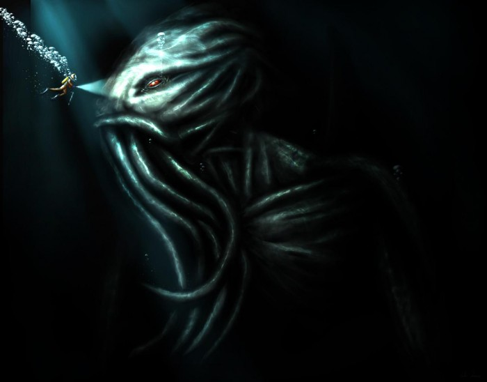 cthulhu diver