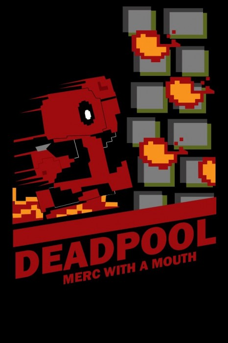 deadpool 8bit
