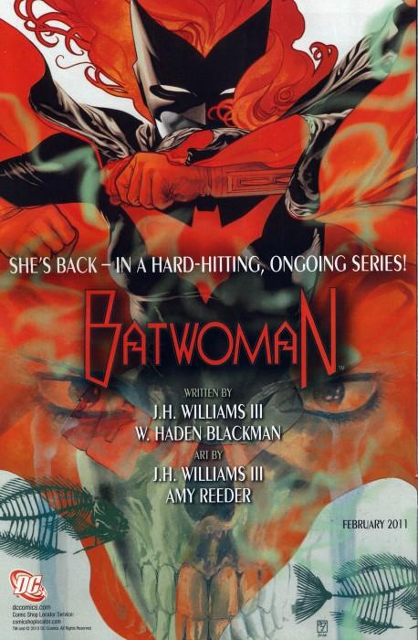 batwoman - coming soon
