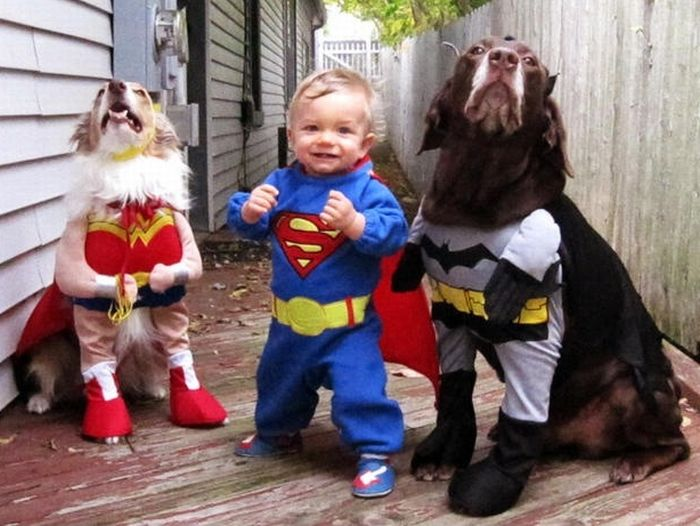 cutest JLA ever