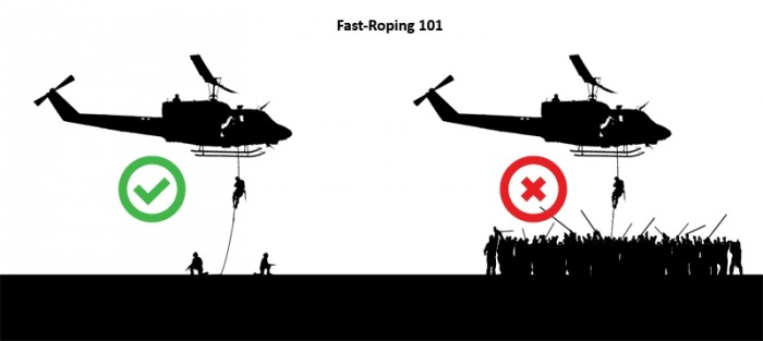 fast-roping 101