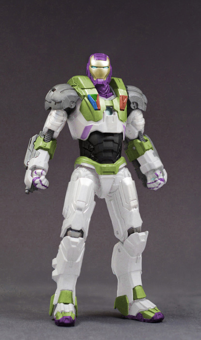 iron man buzz light year iron man buzz light year toy story Iron Man Comic Books Awesome Things