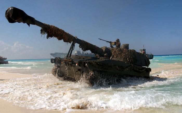 ocean tank
