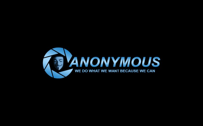 anonymous - appature