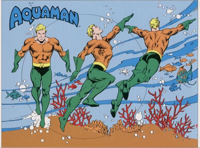 aquaman 700x520 aquaman Wallpaper Comic Books Aquaman
