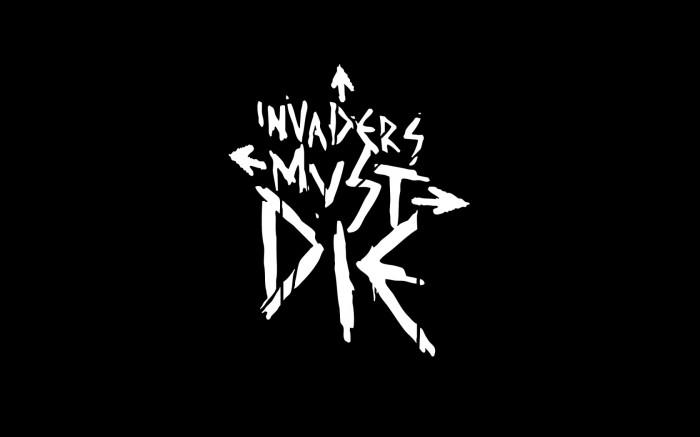 invaders must die