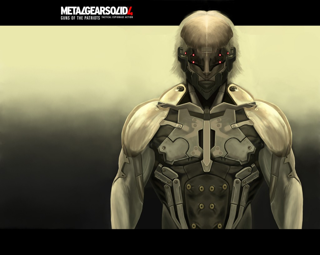 raiden1280x1024byandreitb5 1024x819 MGS: Raiden metal gear solid Gaming Art