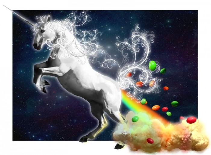 Rainbow Skittle Origins