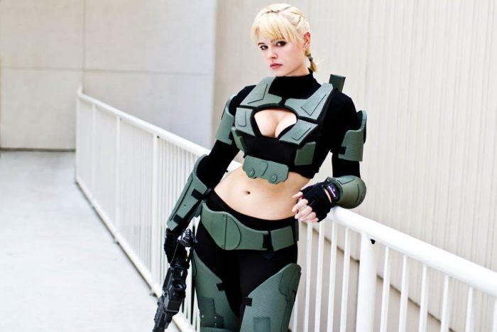 Sexy Halo Girl Sexy Halo Girl