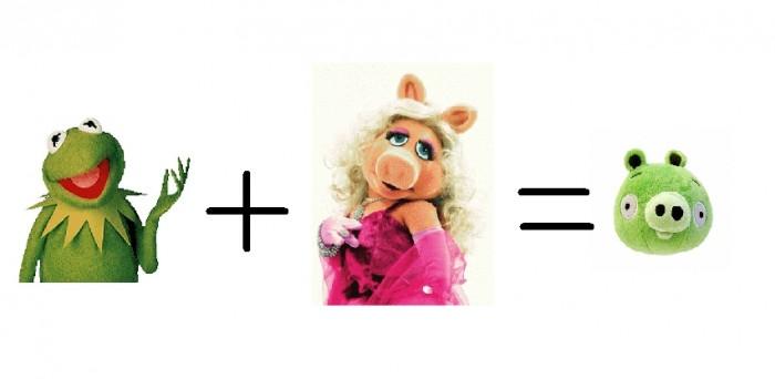 angry pig origins