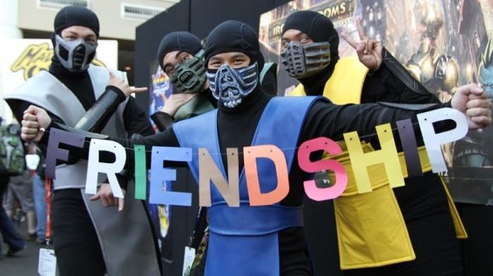 friendship cosplay