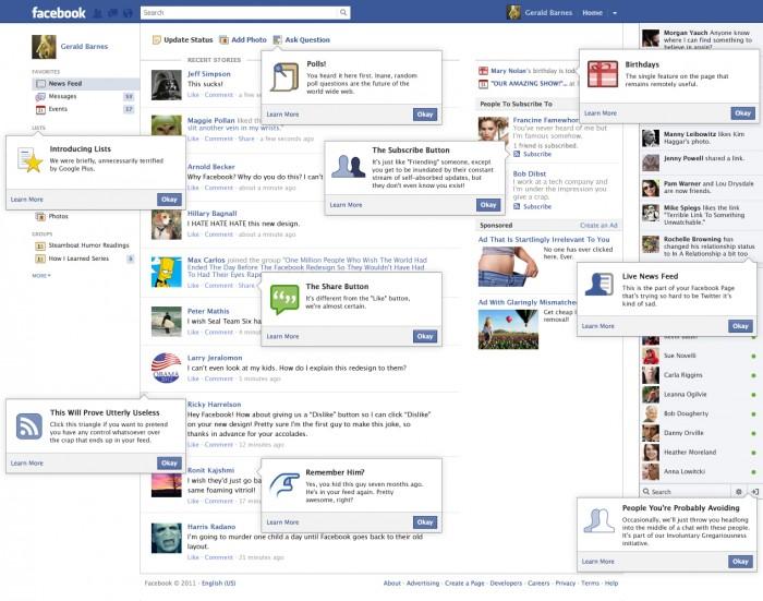 honest facebook