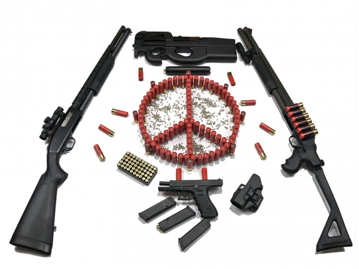 peaceful weapons 700x525 peaceful weapons Weapons Wallpaper Humor