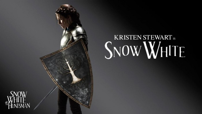 snow white and the huntsman - snow white