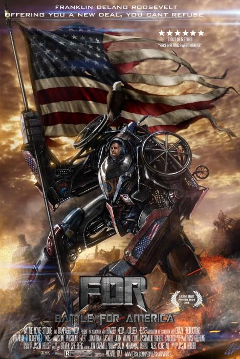 FDR - battle for america