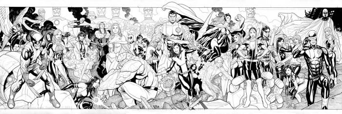 X-Men Schism - cover