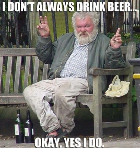 dont always drink beer dont always drink beer Humor forum fodder Alcohol