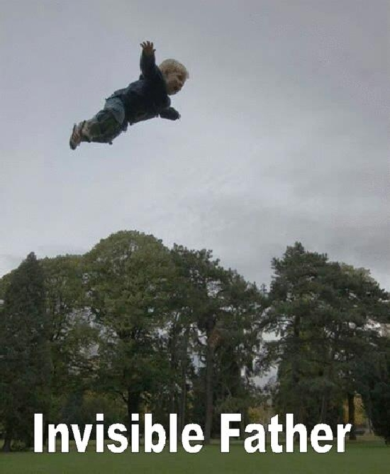 ivisible father