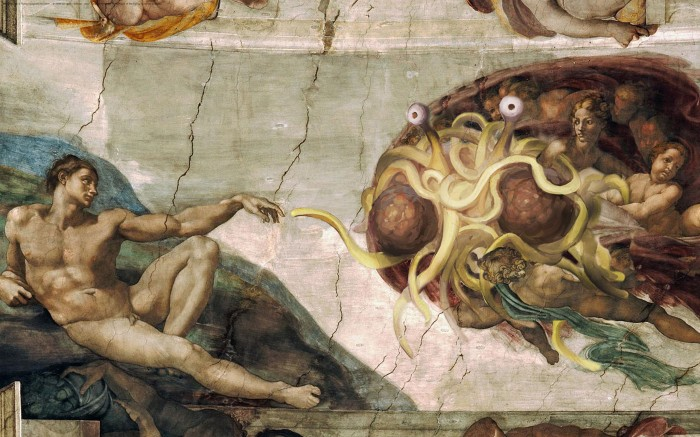 noodly apendage