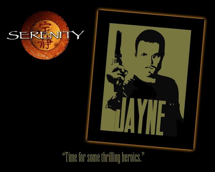 serenity - jayne quote