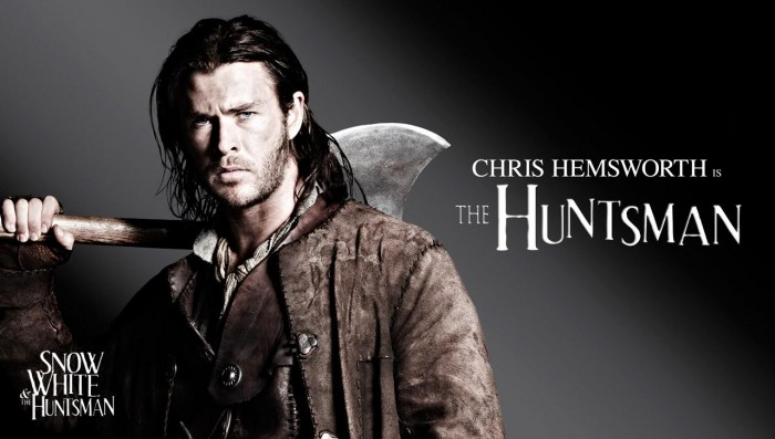 snow white and the huntsman - the huntsman