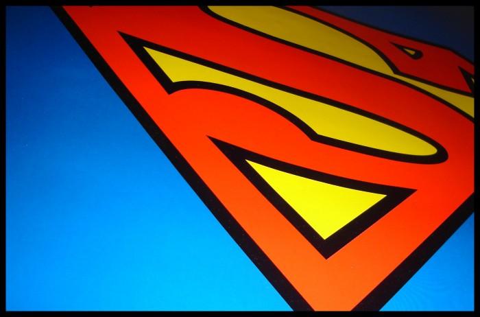superman shield