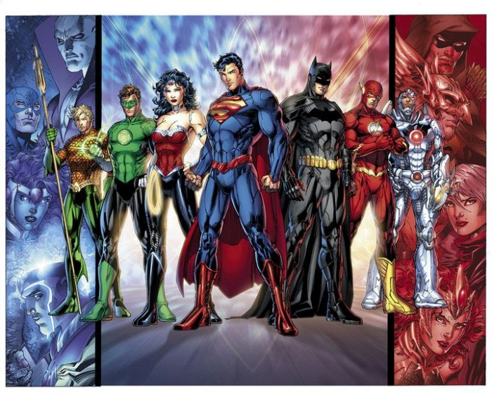 the new jla 700x561 the new jla