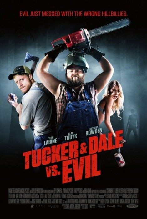 tuck erand dale vs evil movie poster 2010 470x700 Tucker and Dale Vs Evil Sexy Movies Movie posters