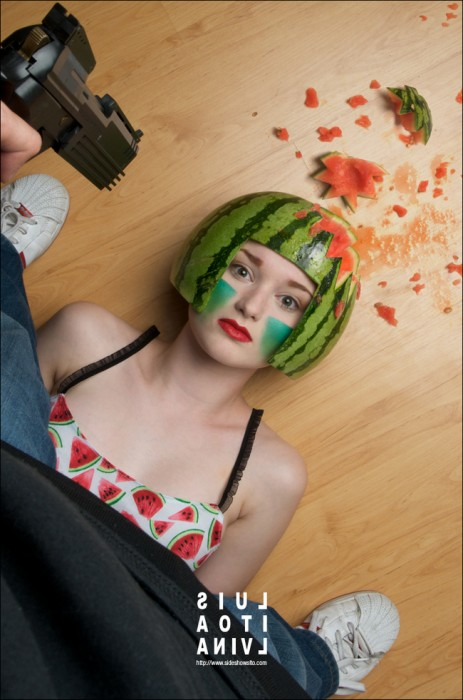 watermellon headshot