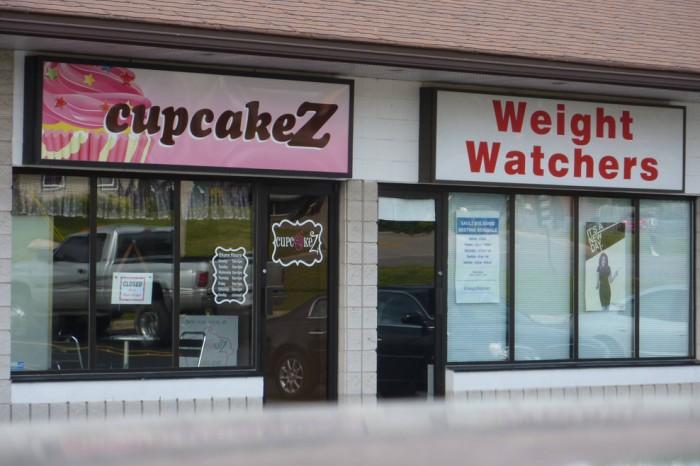 weight watchers vs cupcake