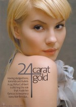 elisha cuthbert 24 carat gold 150x211 elisha cuthbert super post Wallpaper Television Sexy Movies